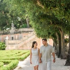 Vizcaya - Engagement - Pictures-10