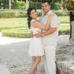 Vizcaya - Engagement - Pictures-2