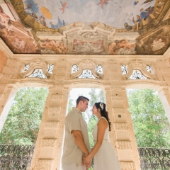 Wedding - Pictures - Vizcaya-89