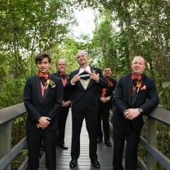 Fern Forest Wedding -20