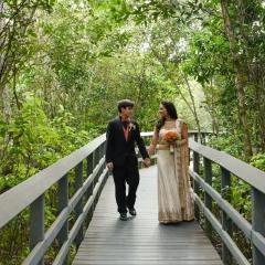 Fern Forest Wedding -21
